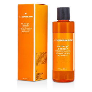 Ole Henriksen On The Go Desmaquillador ( Piel Normal/Mixta )  207ml/7oz