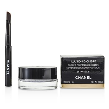 Chanel Świetlisty cień do powiek Illusion D'Ombre Long Wear Luminous Eyeshadow - #81 Fantasme  4g/0.14oz