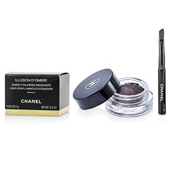 Chanel Sombra Illusion D'Ombre Long Wear Luminous Eyeshadow - # 83 Illusoire  4g/0.14oz