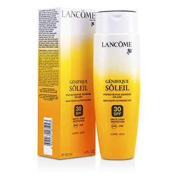 Genifique Soleil Skin Youth UV Protector SPF 30 UVA-UVB (For Body)  150ml/5oz