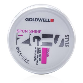 Goldwell Style Sign Spun Shine Crema Moldeadora Brillo  100ml/3.3oz