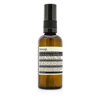Moroccan Neroli Serum Bercukur  100ml/3.3oz