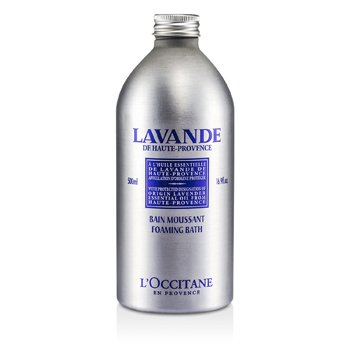 L'Occitane Lavender Harvest Foaming Bath ( Nova embalagem )  500ml/16.9oz
