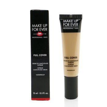 Full Cover Extreme Camouflage Cream Waterproof  15ml/0.5oz