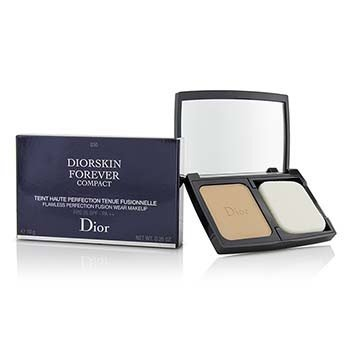Christian Dior Diorskin Forever Compact Flawless Perfection Fusion Wear Makeup SPF 25 - #030 Medium Beige  10g/0.35oz