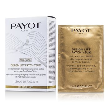 Payot Les Design Lift Design Parches Alisadores Ojos  10x1.5ml/0.05oz