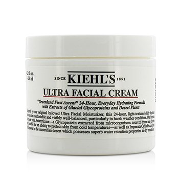 Ultra Facial Cream  125ml/4.2oz