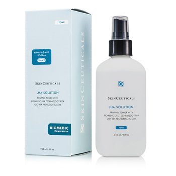 Skin Ceuticals LHA Solution Priming Tónico ( Pieles Grasas o Problemáticas )  240ml/8oz