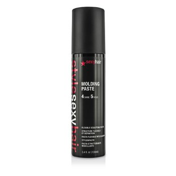 Sexy Hair Concepts Style Sexy Hair Molding Paste Flexible Sculpting Paste - Krim Rambut  100ml/3.4oz