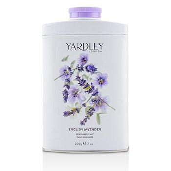 English Lavender Perfumed Talc  200g/7oz