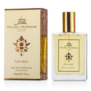 Woods Of Windsor Eau De Toilette Spray  100ml/3.3oz