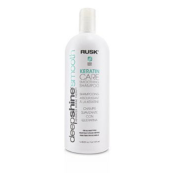 Deepshine Smooth Keratin Care hajkisimító sampon  1000ml/33.8oz