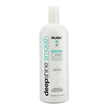 Rusk Deepshine Smooth Keratin Care Düzleştirici Saç Kremi  1000ml/33.8oz