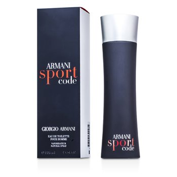 Armani Code Sport Eau De Toilette Spray  125ml/4.2oz