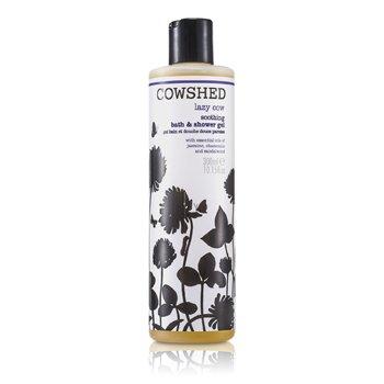 Lazy Cow Soothing Bath & Shower Gel  300ml/10.15oz
