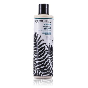 Cowshed Loção hidratante Wild Cow Invigorating Body Lotion  300ml/10.15oz