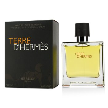 Terre D'Hermes Pure Parfum Spray  75ml/2.5oz