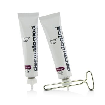 Dermalogica Age Smart Power Rich Bohatý omladzujúci krém  5x10ml/0.3oz