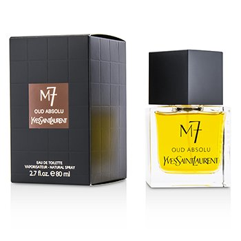 Yves Saint Laurent Męska woda toaletowa EDT Spray La Collection M7 Oud Absolu  80ml/2.7oz