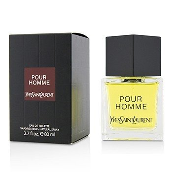 Yves Saint Laurent La Collection Pour Homme Eau De Toilette Spray  80ml/2.7oz