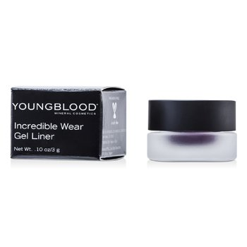 Youngblood Incredible Wear Delineador Gel - # Black Orchid  3g/0.1oz
