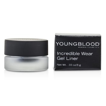 Youngblood Incredible Wear Delineador Gel - # Midnight Sea  3g/0.1oz