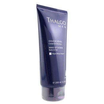 Thalgomen Wake-Up gel za tuširanje - tijelo i kosa  200ml/6.7oz