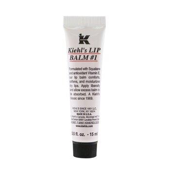 Kiehl's Βάλσαμο Χειλιών # 1 Σωληνάριο ( Προστατευτική Βαζελίνη )  15ml/0.5oz