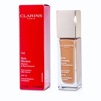 Skin Illusion Natural Radiance Base de Maquillaje SPF 10 30ml/1.1oz
