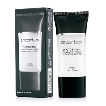 Smashbox Base s/ óleo Photo Finish Foundation Primer livre de óleo  30ml/1oz