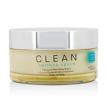 Clean Clean Shower Fresh Moisture Rich Body Butter  142g/5oz
