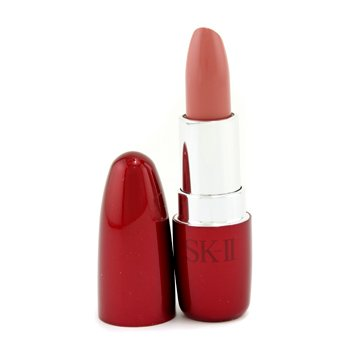 SK II Color Clear Beauty Moisture Lipstick - # S121 First Blossom  3.5g/0.12oz