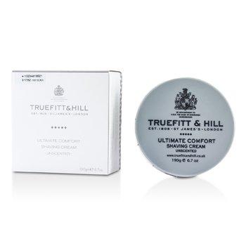 Truefitt & Hill Ultimate Comfort Shaving Cream - Unscented  170g/6oz