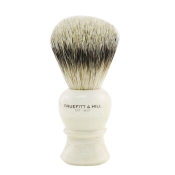 Regency Super Badger Hair Shave Brush - # Ivory  -