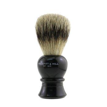 Carlton Super Badger Shave Brush - # Ebony  -
