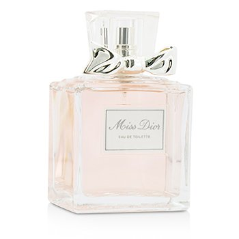 Miss Dior Eau De Toilette Spray (New Scent)  100ml/3.4oz