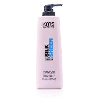 KMS California Nabłyszczająca odżywka do włosów Silk Sheen Conditioner (Softness & Shine)  750ml/25.3oz