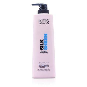 KMS California Mătase Strălucitoare Şampon ( Lustruire şi Mobilitate )   750ml/25.3oz