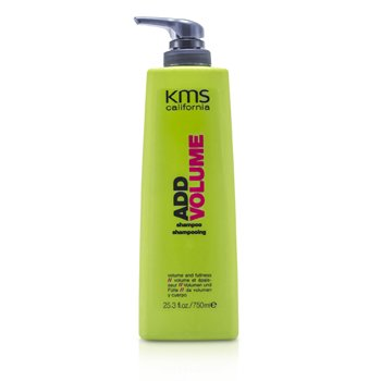 KMS California Add Volume Shampoo  750ml/25.3oz