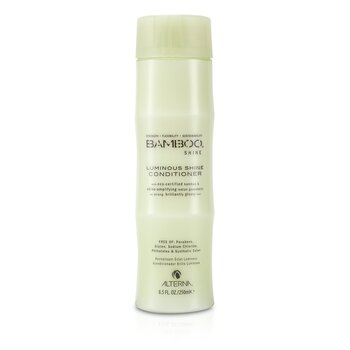 Bamboo Shine Luminous Shine Conditioner (For Strong, Brilliantly Glossy Hair)  250ml/8.5oz