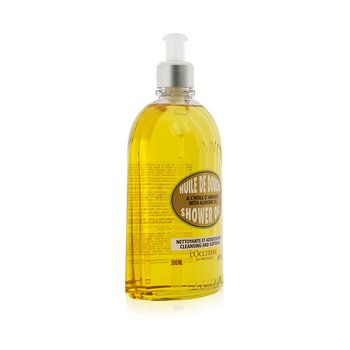 Almond Cleansing & Soothing Shower Oil שמן רחצה  500ml/16.7oz