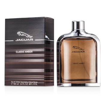 Jaguar Classic Amber Eau De Toilette Spray  100ml/3.3oz