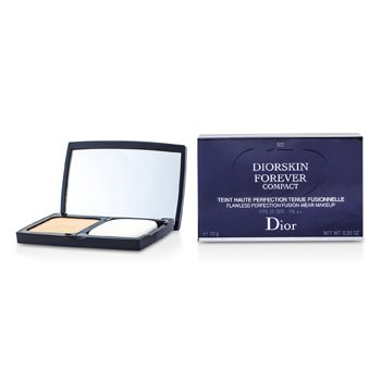 Christian Dior Diorskin Forever Compact Flawless Perfection Fusion Wear Maquillaje SPF 25 - #022 Cameo  10g/0.35oz