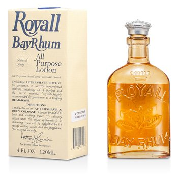 Royall Fragrances Royall BayRhum Loción Vap Multiusos  120ml/4oz