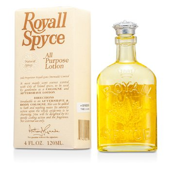 Royall Spyce All Purpose Lotion Spray  120ml/4oz