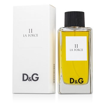 Dolce & Gabbana D&G Anthology 11 La Force Eau De Toilette Spray  100ml/3.3oz