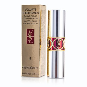Volupte Sheer Candy Lipstick (Glossy Balm Crystal Color)  4g/0.14oz