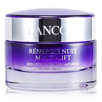 Lancome Renergie Multi-Lift Lifting Crema Reafirmante Antiarrugas Noche  50ml/1.7oz