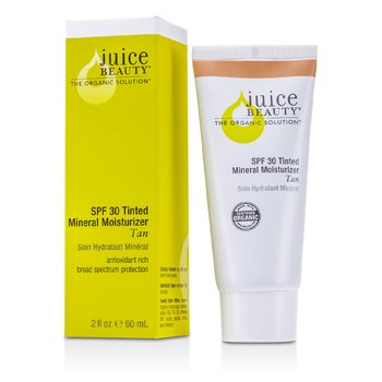 Juice Beauty SPF 20 Tinted Mineral Moisturizer - Tan  60ml/2oz