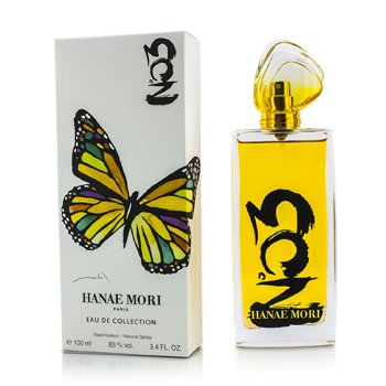 Hanae Mori NO3 Eau De Toilette Spray  100ml/3.3oz